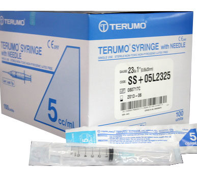 Terumo-Syringe-with-Needle-5ml